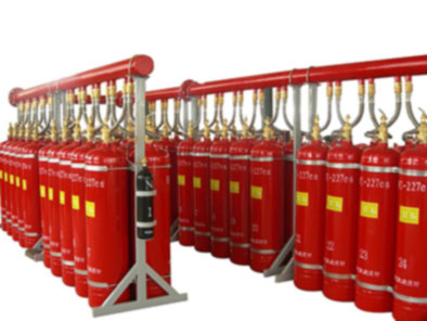 乌海管网七氟丙烷灭火系统