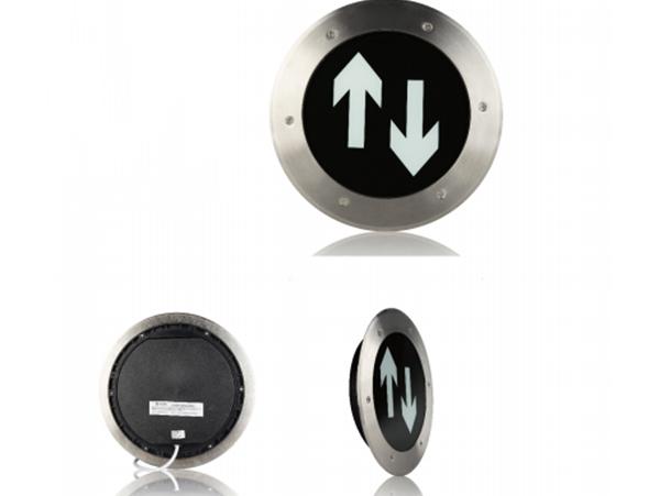 标志灯具双向指示