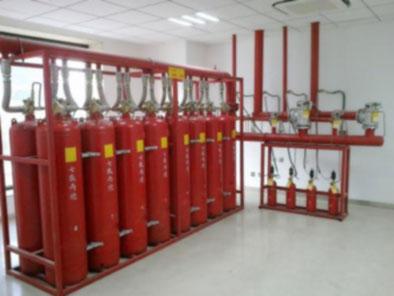 七氟丙烷管网灭火系统