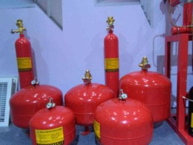 东胜气体灭火系统