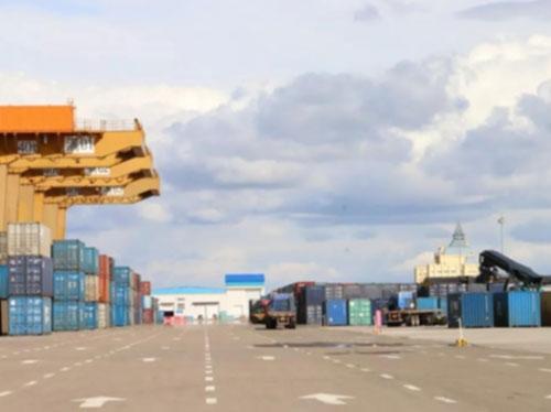 满洲里国际物流产业园