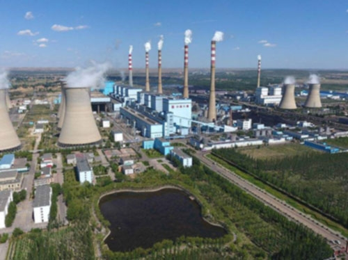 内蒙古大唐国际托克托发电厂